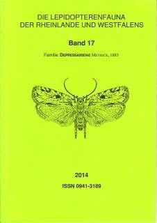 Fanenband 17 (2014 - W. Biesenbaum) - Familie: DEPRESSARIIDAE Meyrick, 1883