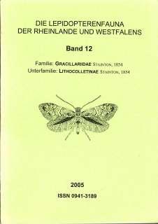 Faunenband 12 Lepidopterenfaunea des Rheinlandes und Westfalens